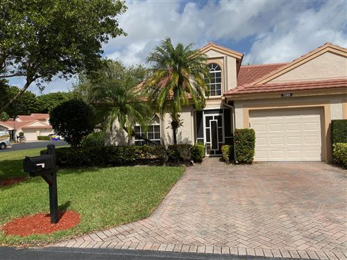 Photo of 7589 Diamond Pointe Circle, Delray Beach, FL 33446 (MLS # RX-10600992)