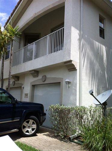 Photo of 3168 Laurel Ridge Circle, Riviera Beach, FL 33404 (MLS # RX-10747992)