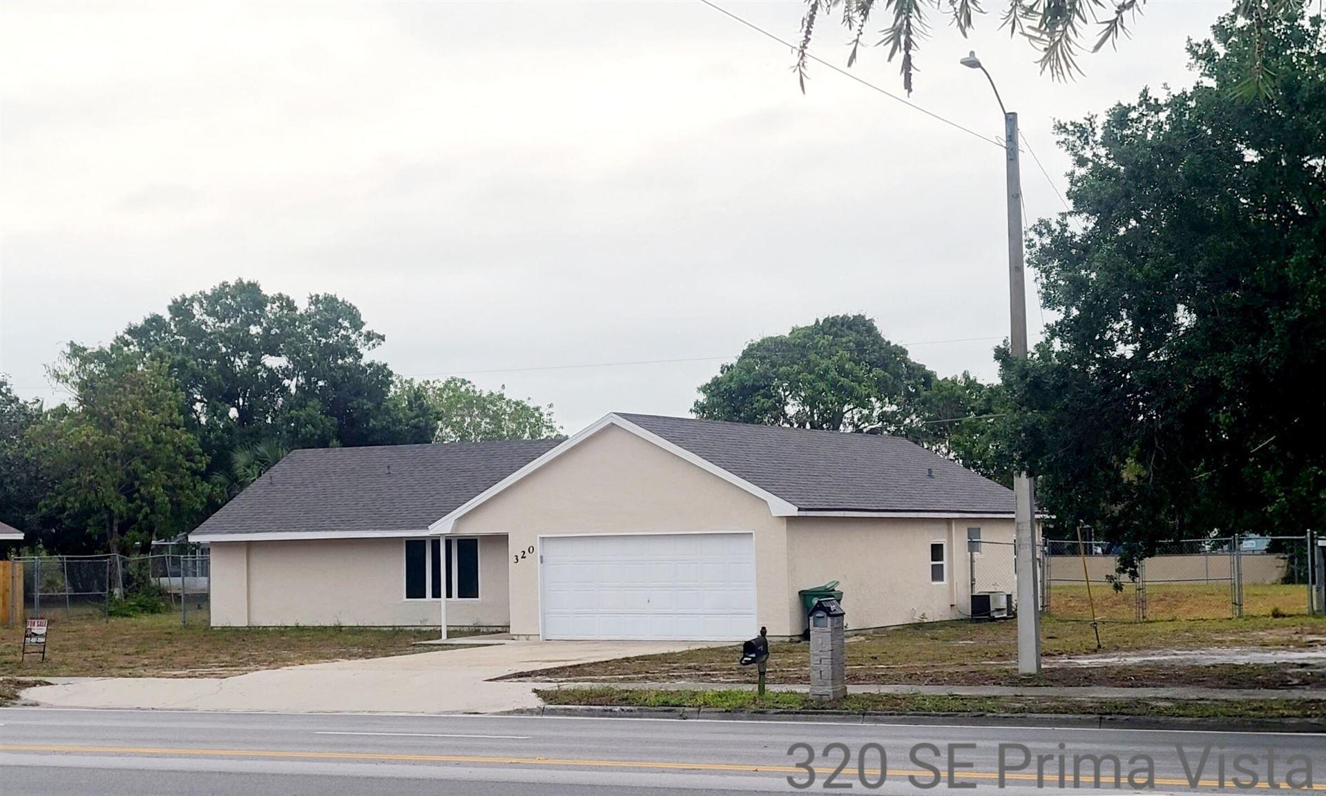 320 SE Prima Vista Boulevard, Port Saint Lucie, FL 34983 - #: RX-10669992