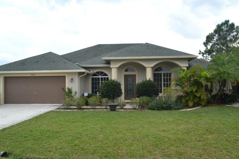 5824 NW Cullom Circle, Port Saint Lucie, FL 34986 - #: RX-10709992