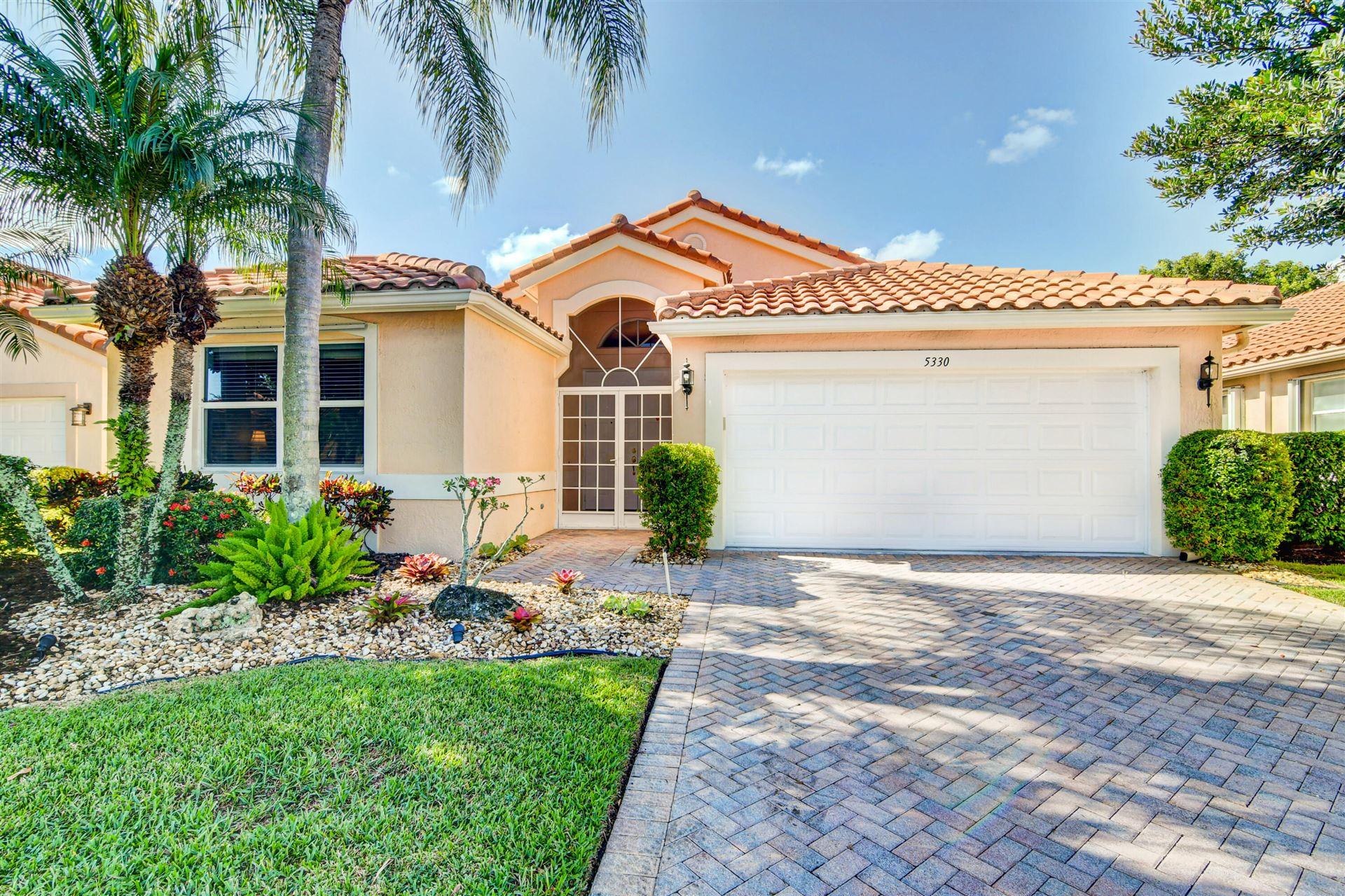 5330 Grey Birch Lane, Boynton Beach, FL 33437 - MLS#: RX-10739992