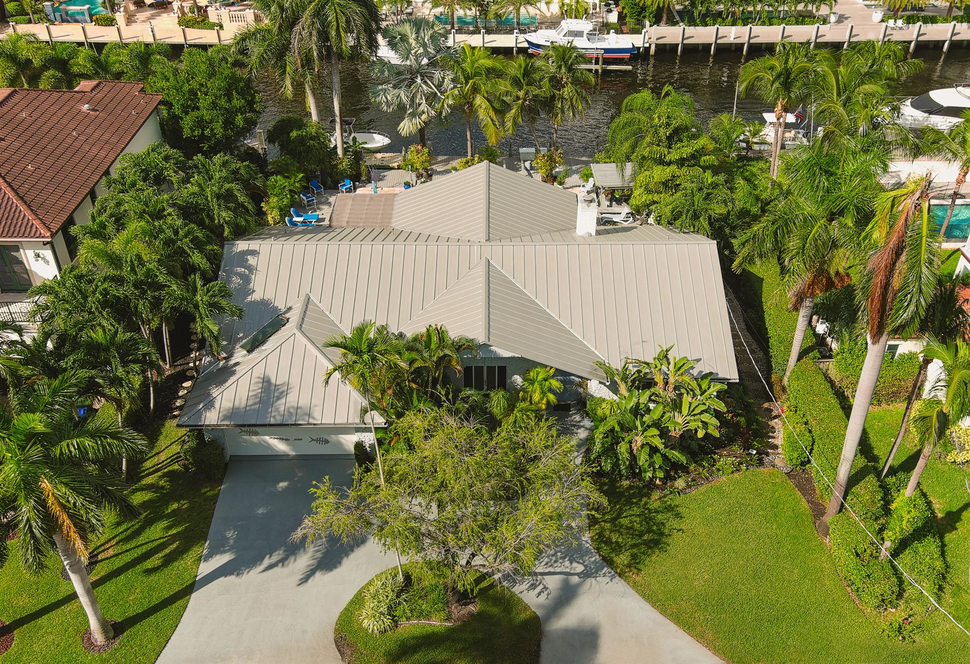 Photo of 701 Isle Of Palms Drive, Fort Lauderdale, FL 33301 (MLS # RX-10667993)