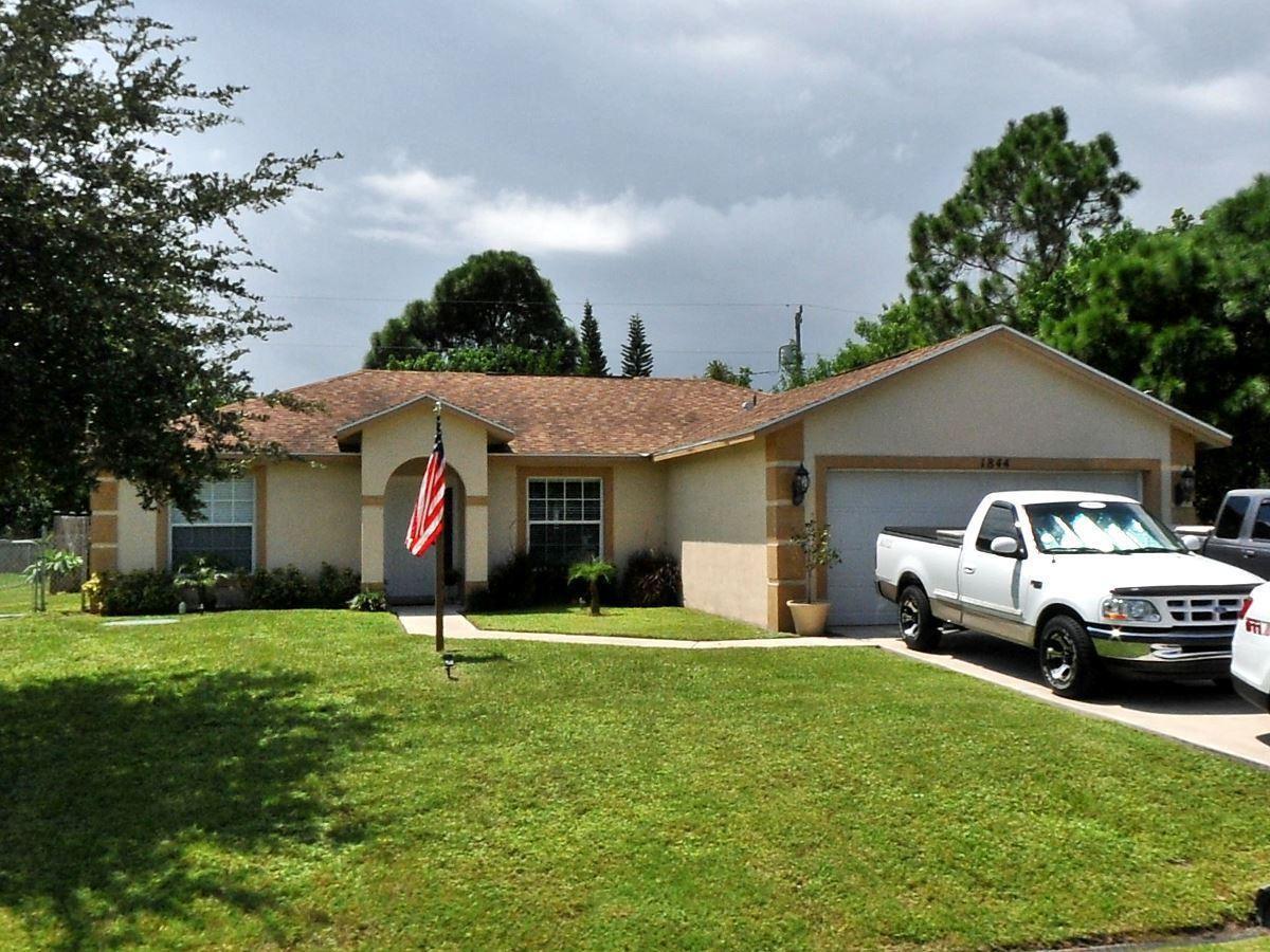 1844 SE Gifford Street, Port Saint Lucie, FL 34952 - #: RX-10680993