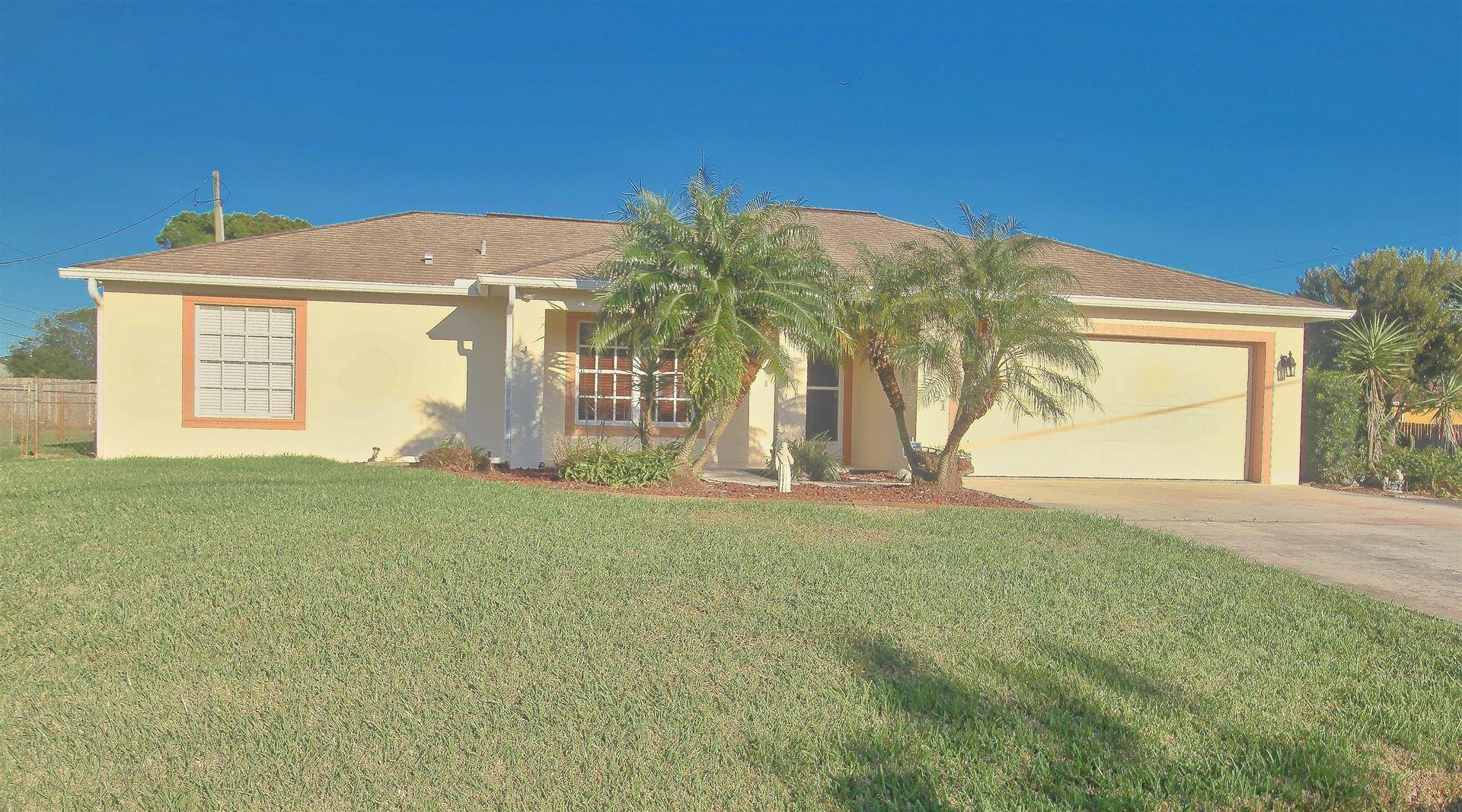 1791 E Flintlock Road SE, Port Saint Lucie, FL 34953 - #: RX-10706993