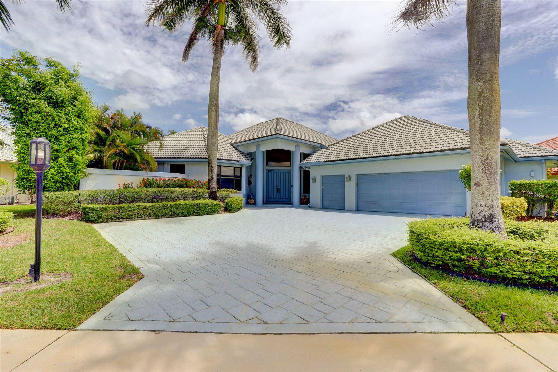 10743 Stonebridge Boulevard, Boca Raton, FL 33498 - MLS#: RX-10722993