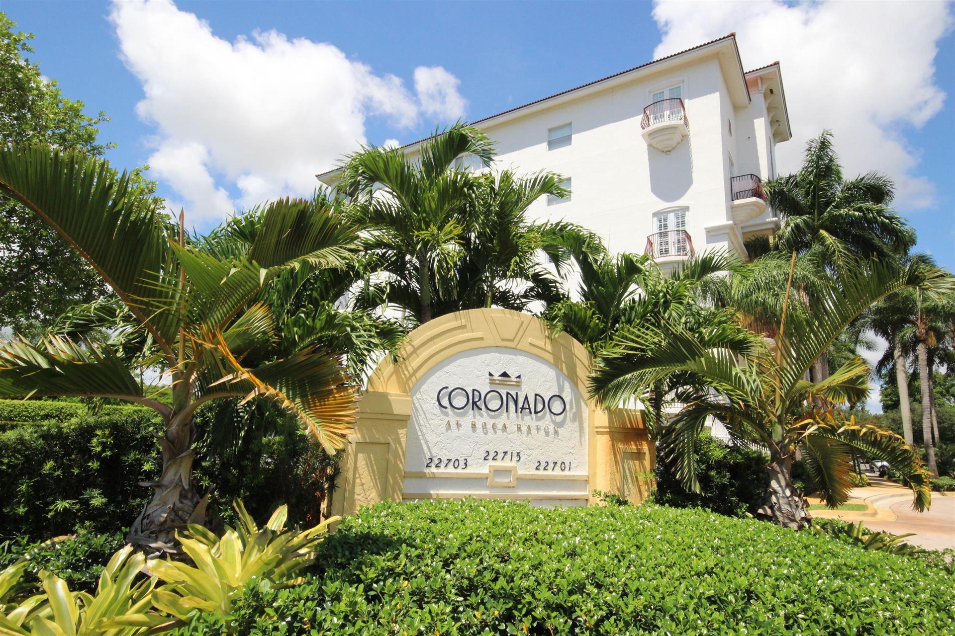 22701 Camino Del Mar #52, Boca Raton, FL 33433 - #: RX-10731993