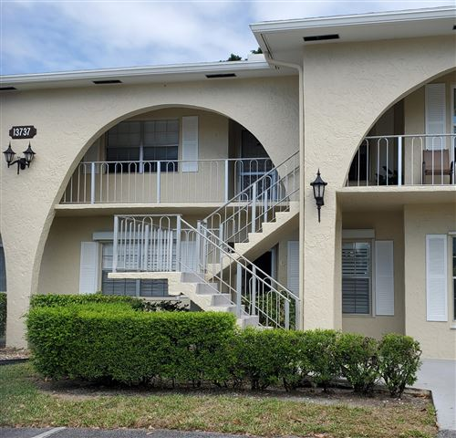 Photo of 13737 Flora Place #C 1-11, Delray Beach, FL 33484 (MLS # RX-10695994)
