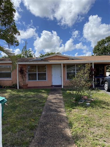 Photo of 3310 NW 14th Place, Lauderhill, FL 33311 (MLS # RX-10708994)