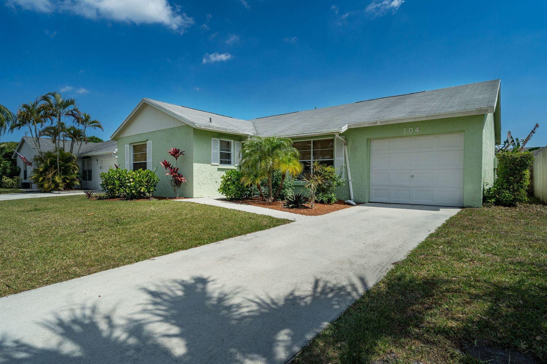 104 Wingate Drive, Jupiter, FL 33458 - #: RX-10702994