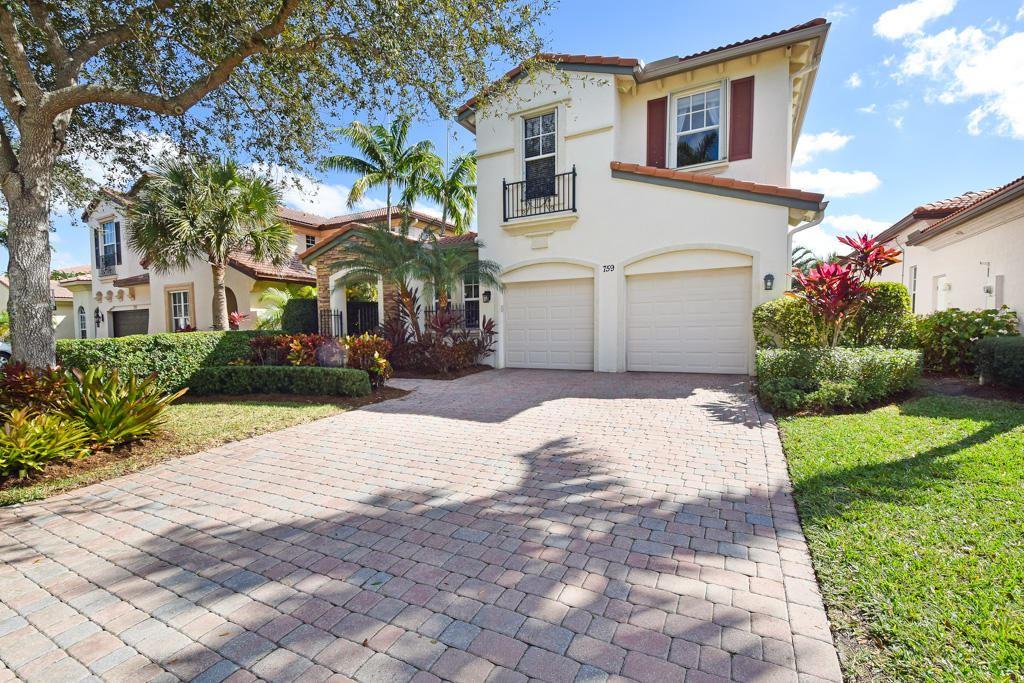 Photo of 759 Bocce Court, Palm Beach Gardens, FL 33410 (MLS # RX-10709994)