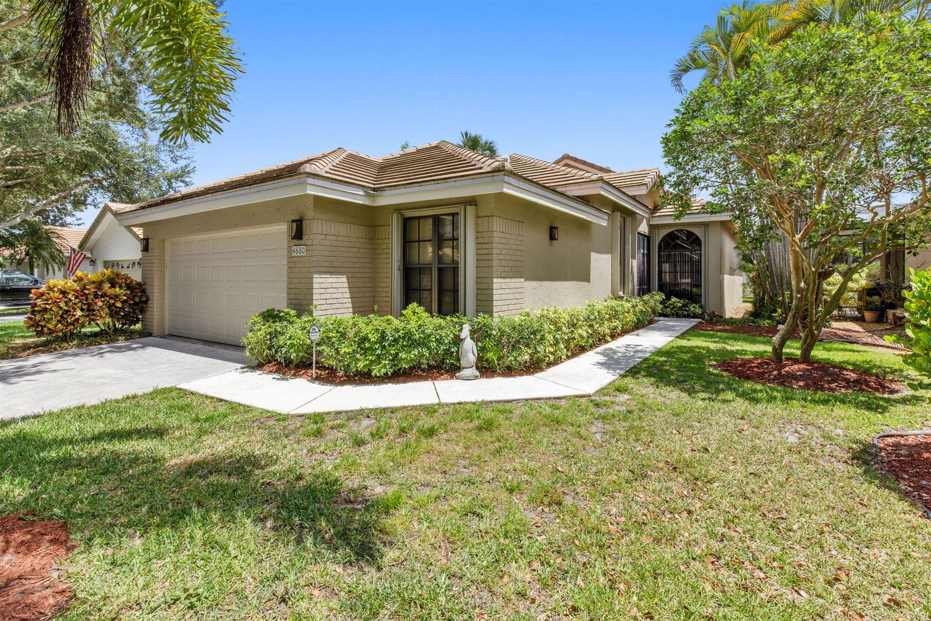4880 Sherwood Forest Drive, Delray Beach, FL 33445 - MLS#: RX-10722994