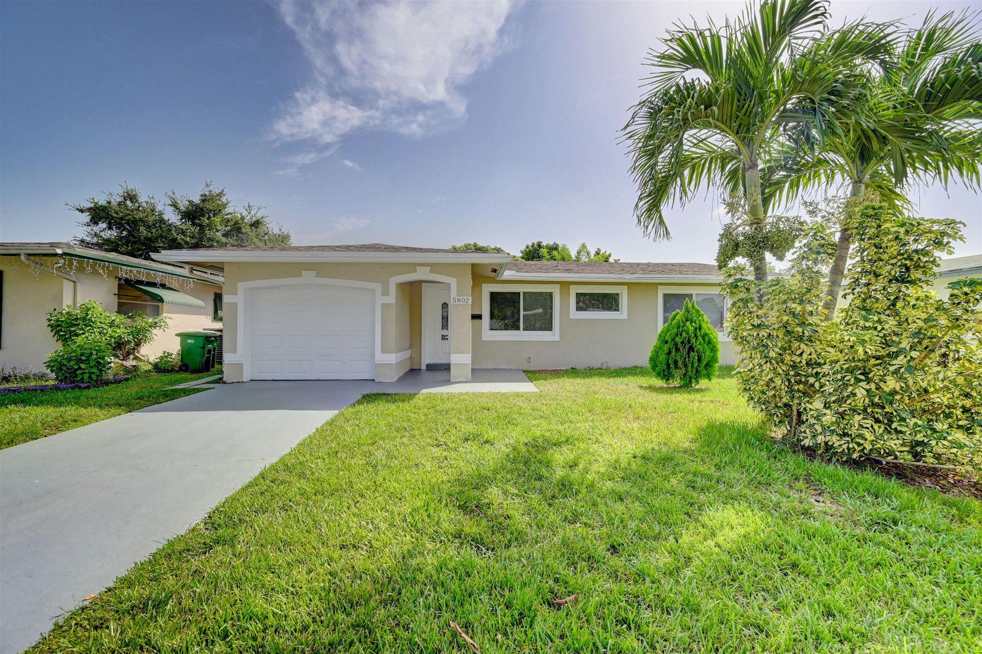 5802 NW 70 Ter Terrace, Tamarac, FL 33321 - MLS#: RX-10742994