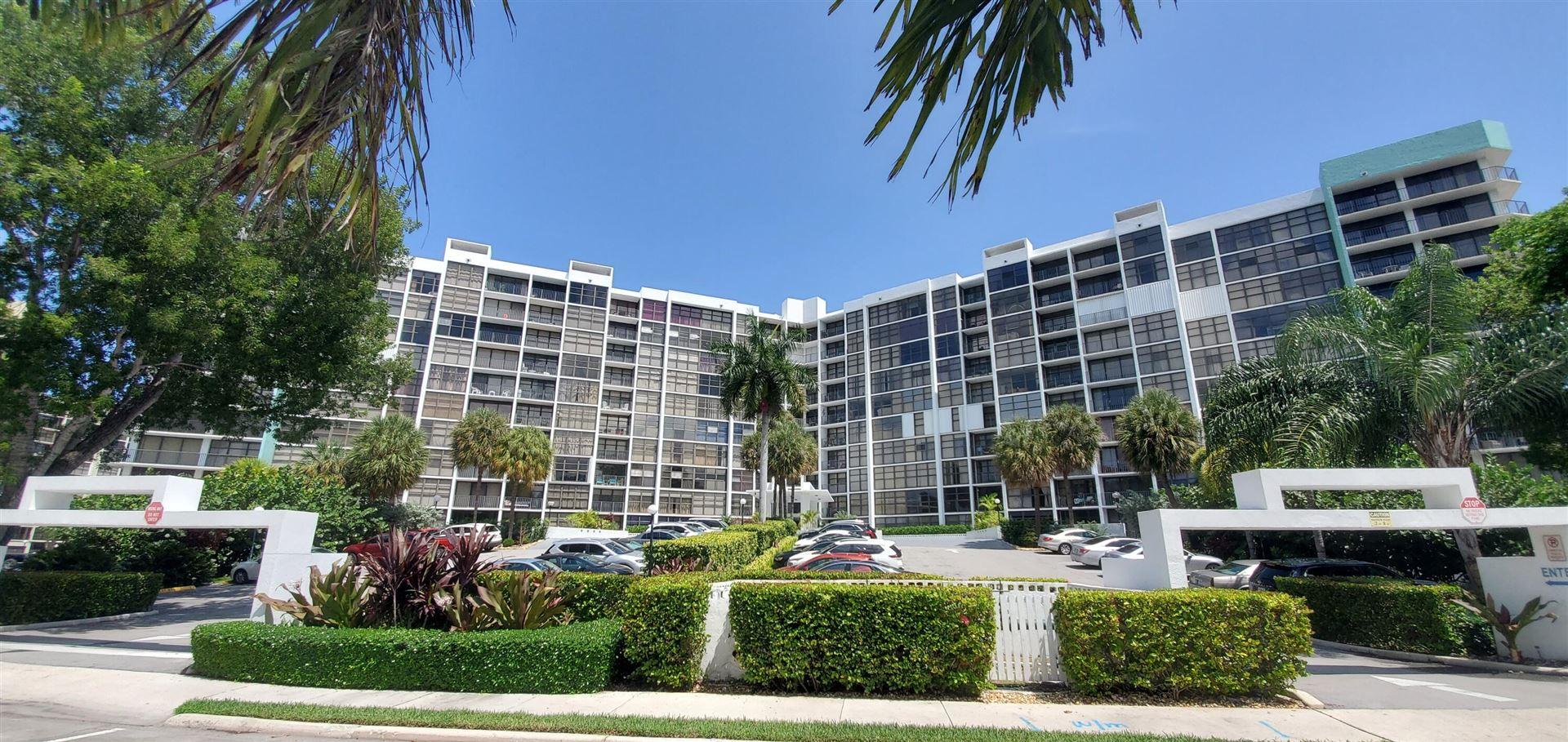 400 Leslie Drive #427, Hallandale Beach, FL 33009 - MLS#: RX-10743994