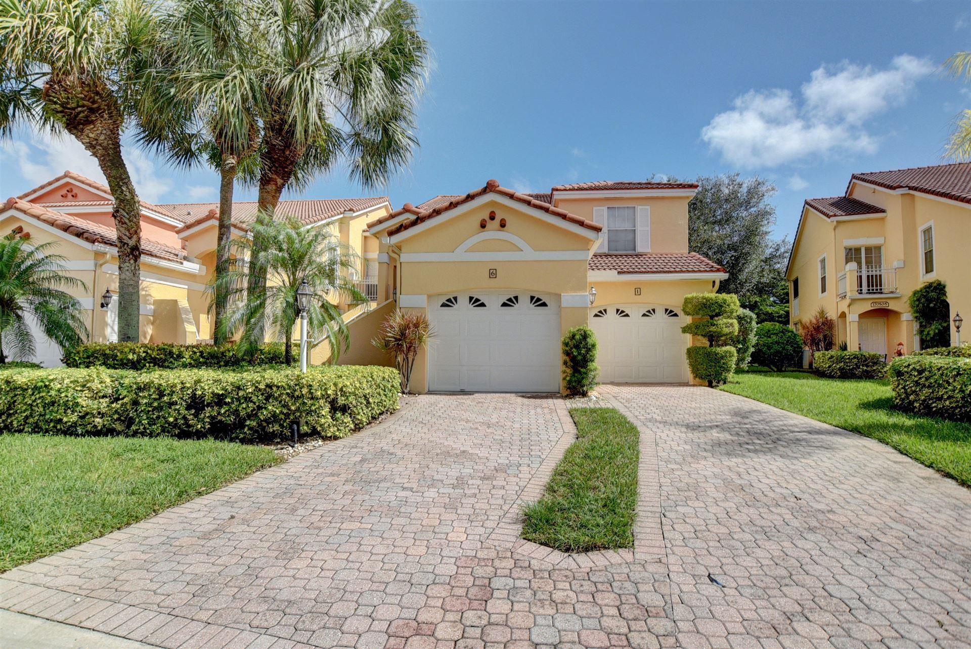 17060 Emile Street #6, Boca Raton, FL 33487 - #: RX-10666995
