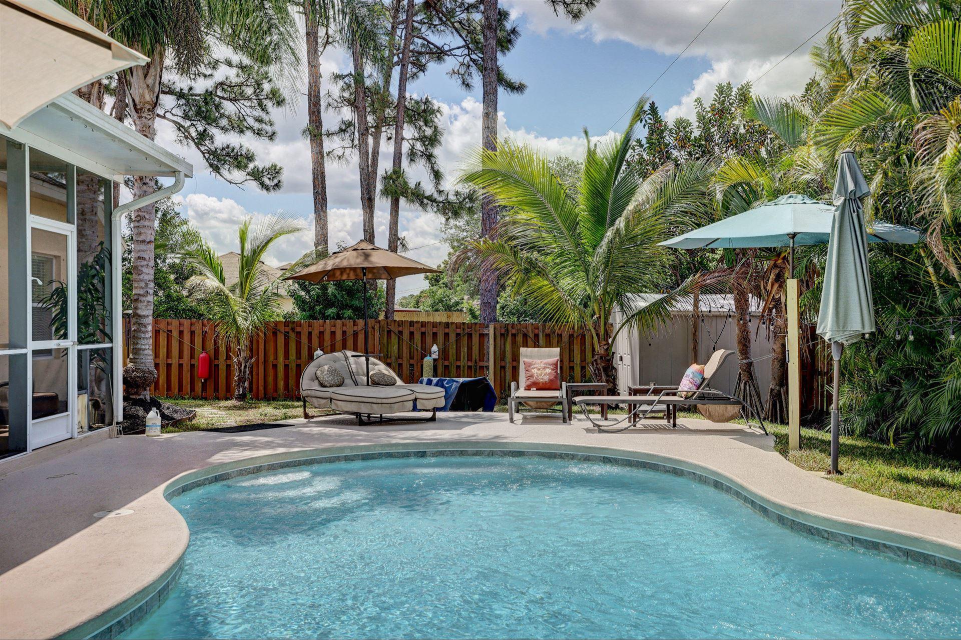 3444 SW Fashoda Street, Port Saint Lucie, FL 34953 - #: RX-10705995