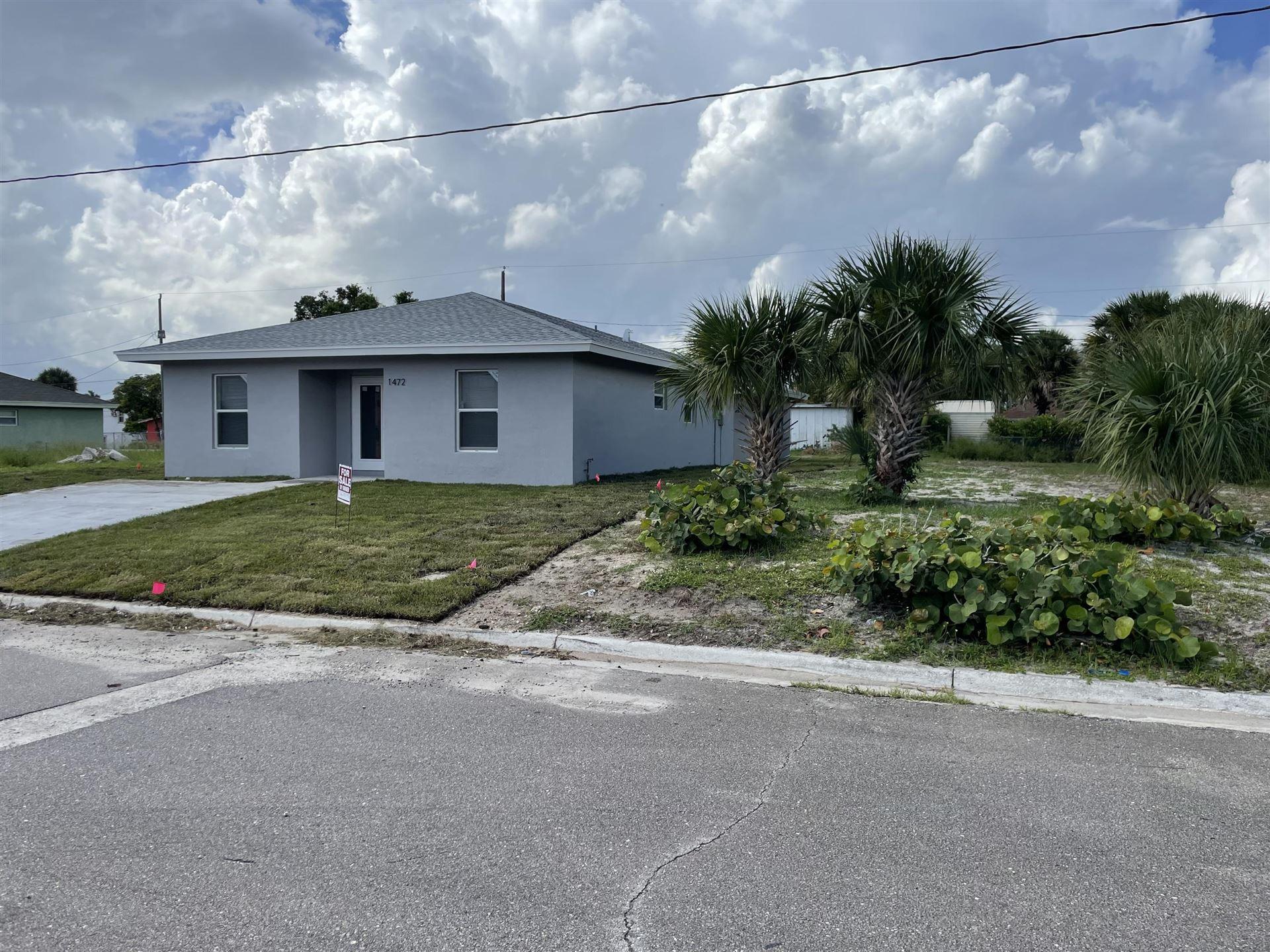 Photo of 1472 W 29 Street, Riviera Beach, FL 33404 (MLS # RX-10731995)