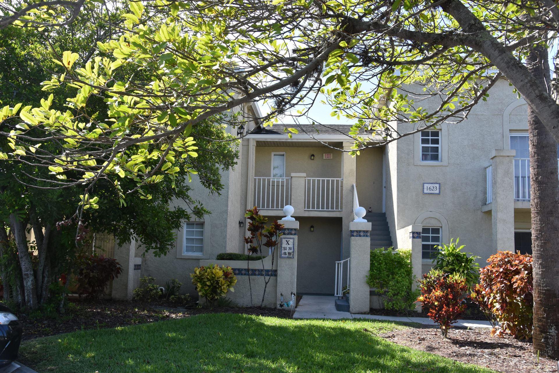 1623 SE Green Acres Circle #X 203, Port Saint Lucie, FL 34953 - #: RX-10750995