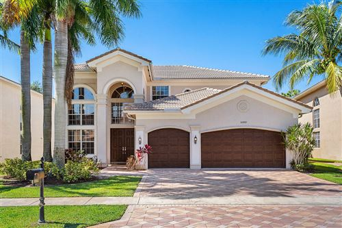 Photo of 10885 Sunset Ridge Circle, Boynton Beach, FL 33473 (MLS # RX-10619996)