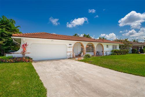 Photo of 832 Appleby Street, Boca Raton, FL 33487 (MLS # RX-10638996)