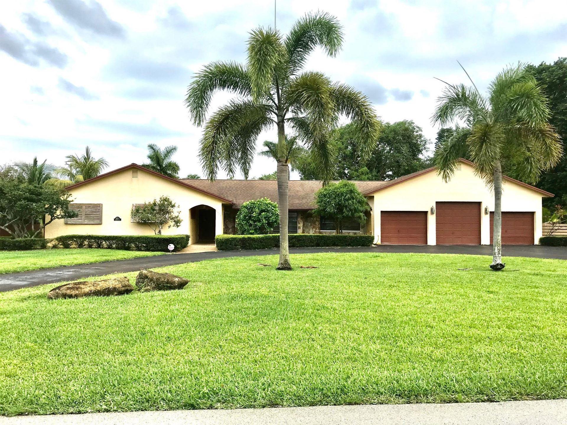 4304 Frances Drive, Delray Beach, FL 33445 - #: RX-10709996