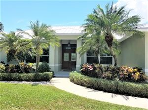 Photo of 24 Country Club Circle, Tequesta, FL 33469 (MLS # RX-10550997)