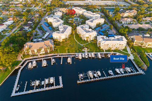 Foto de inmueble con direccion 1032 Bay Colony Drive S #With Slip/16k Lift Juno Beach FL 33408 con MLS RX-10617997