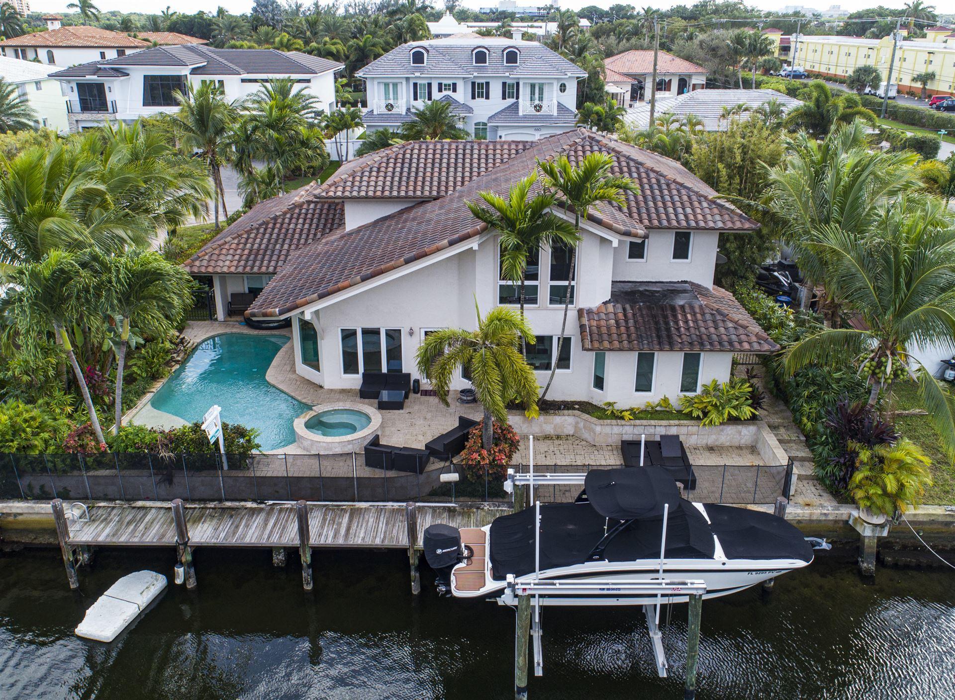 661 NE Lakeview Terrace, Boca Raton, FL 33431 - #: RX-10587997