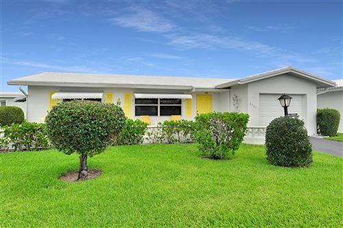 Foto de inmueble con direccion 2121 SW Lake Circle Drive Boynton Beach FL 33426 con MLS RX-10642998