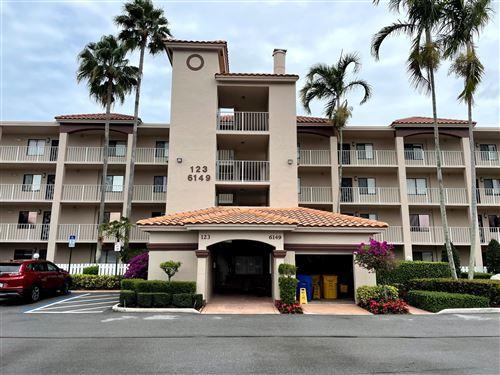 Photo of 6149 Pointe Regal Circle #202, Delray Beach, FL 33484 (MLS # RX-10694998)