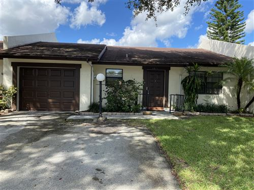 Photo of 6611 S Parkway Drive #2-1, Margate, FL 33068 (MLS # RX-10751998)