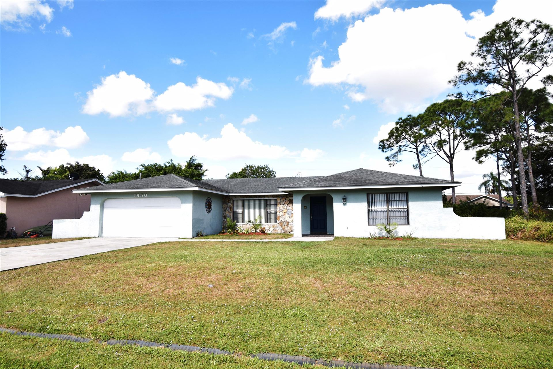 1950 SE Crystal Mist Street, Port Saint Lucie, FL 34983 - #: RX-10653998