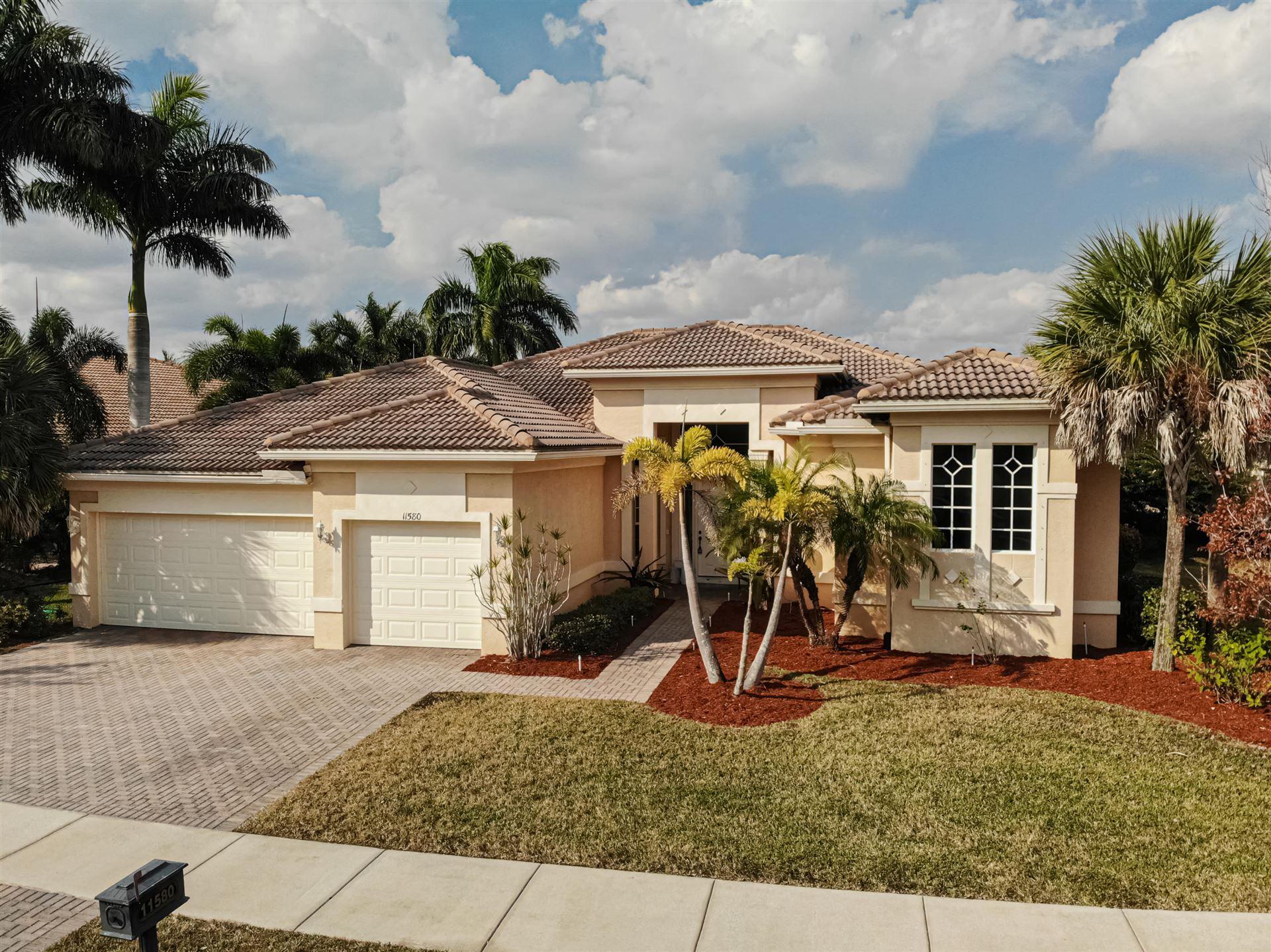 11580 SW Rossano Lane, Port Saint Lucie, FL 34987 - #: RX-10682998