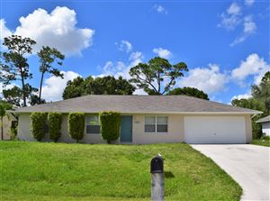 Photo of 1581 SW Bellevue Avenue, Port Saint Lucie, FL 34953 (MLS # RX-10532999)