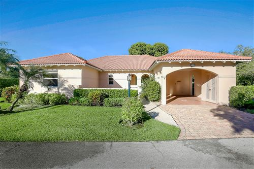 Photo of 19 Fairway Drive, Boynton Beach, FL 33436 (MLS # RX-10574999)