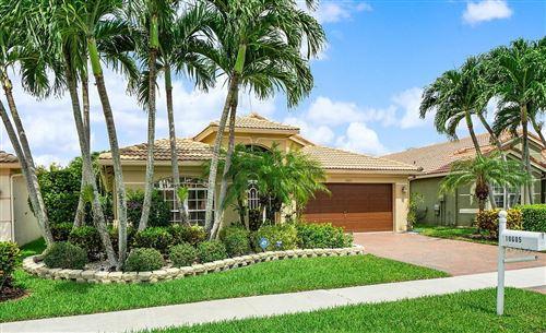 Photo of Listing MLS rx in 10605 Tropical Breeze Lane Boynton Beach FL 33437