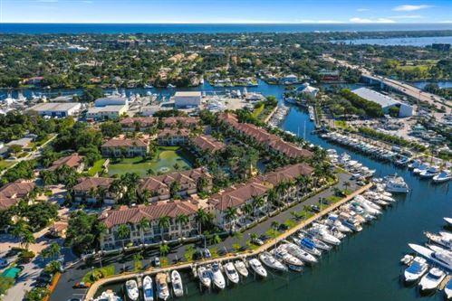 Photo of 41 Marina Gardens Drive, Palm Beach Gardens, FL 33410 (MLS # RX-10643999)