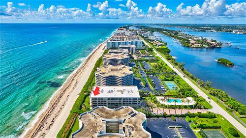 Photo of 3390 S Ocean Boulevard #304, Palm Beach, FL 33480 (MLS # RX-10731999)