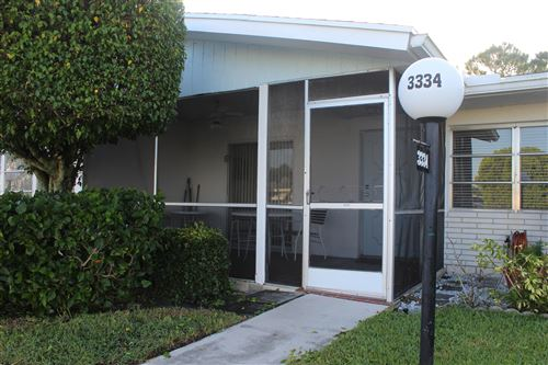 Photo of 3334 Christopher Street, West Palm Beach, FL 33417 (MLS # RX-10734999)