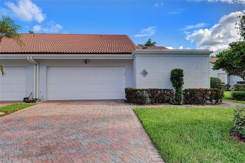 Photo of 19680 Sawgrass Drive #3202, Boca Raton, FL 33434 (MLS # RX-10749999)