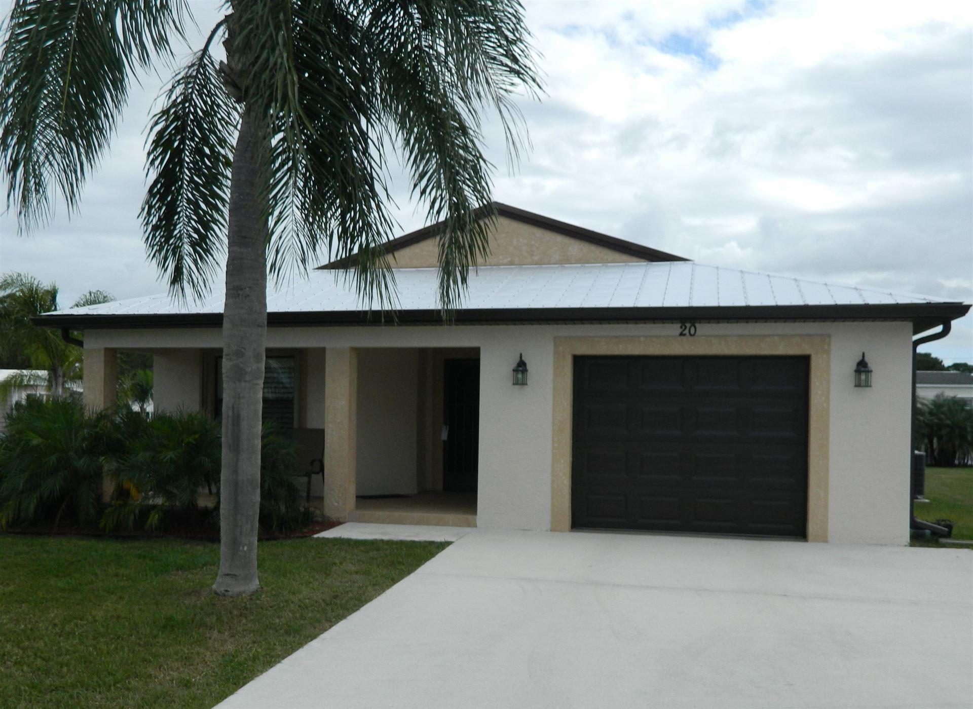 14495 Isla Flores Avenue, Fort Pierce, FL 34951 - MLS#: RX-10671999
