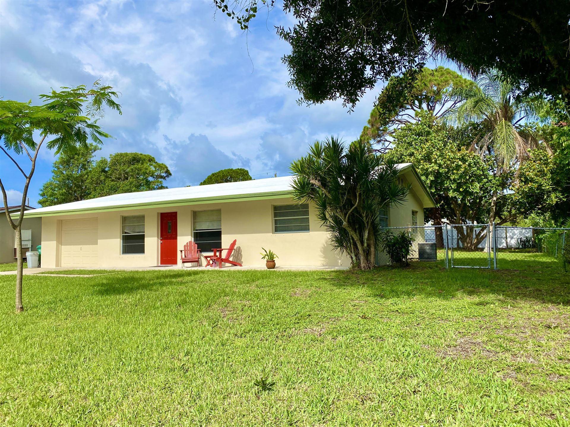 4707 Sunset Boulevard, Fort Pierce, FL 34982 - #: RX-10728999