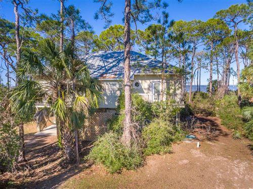 Photo of 1743 E GULF BEACH DR, Saint George Island, FL 32328 (MLS # 305055)