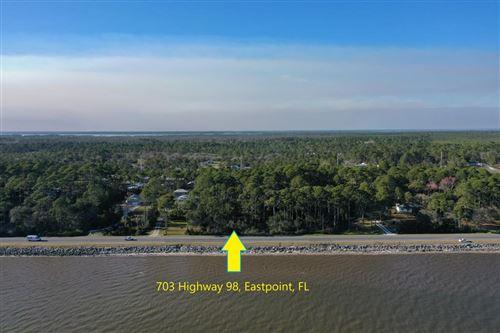 Photo of 703 HWY 98, Eastpoint, FL 32328 (MLS # 307300)