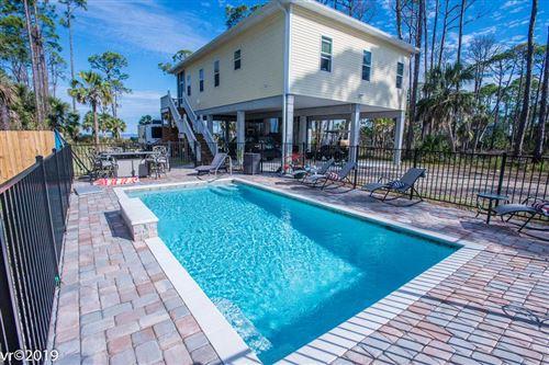 Photo of 911 CAPE SAN BLAS RD #Lot 1, Port Saint Joe, FL 32456 (MLS # 303400)