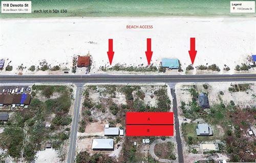 Photo of 118 B DESOTO ST #B, Port Saint Joe, FL 32456 (MLS # 308492)