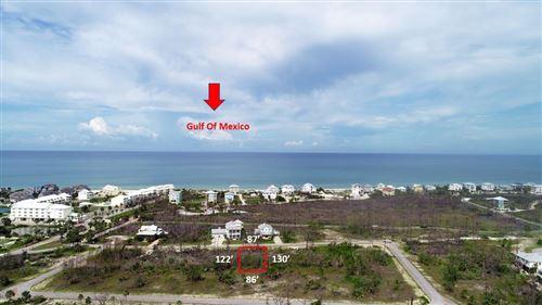Photo of Lot 12 HEMMINGWAY CR, Cape San Blas, FL 32456 (MLS # 302534)