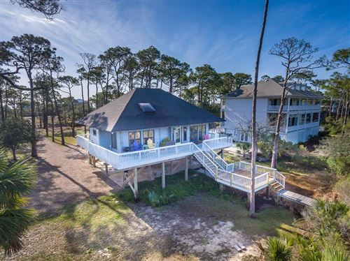 Photo of 1715 E GULF BEACH DR, Saint George Island, FL 32328 (MLS # 303660)