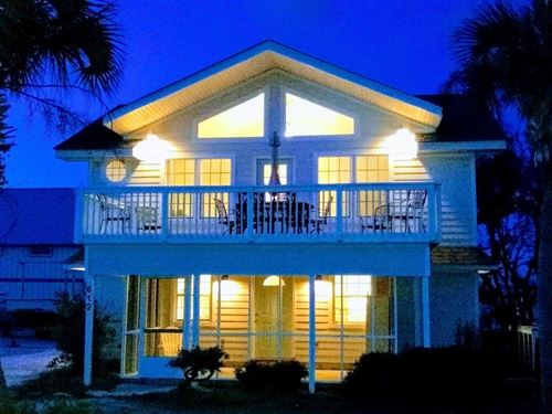 Photo of 612 OLEANDER AVE, Mexico Beach, FL 32456 (MLS # 303677)