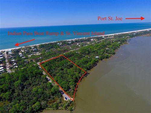Photo of TBD INDIAN  PASS RD, Port Saint Joe, FL 32456 (MLS # 305722)