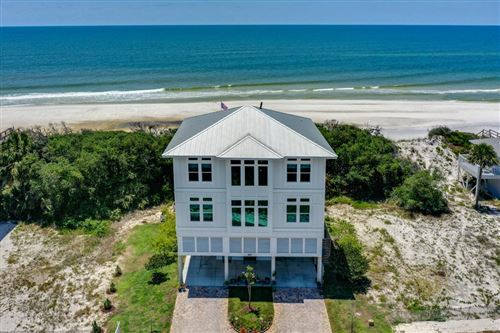 Photo of 665 SECLUDED DUNES DR, Cape San Blas, FL 32456 (MLS # 307745)